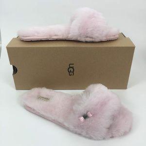 NEW UGG Australia Size 9 Fluff Slippers